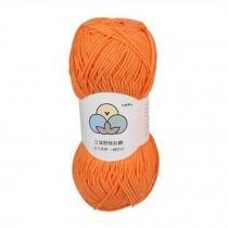 Sets Of 2 Baby Soft Yarn Crochet Cotton Knitting Yarn Blanket Yarn Scarf Yarn, U