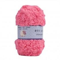 Sets Of 6 Multi-purpose Coral Fleece Soft Yarn Baby Blanket Yarn Scarf Yarn, #25