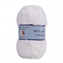 Sets Of 6 Multi-purpose Coral Fleece Soft Yarn Baby Blanket Yarn Scarf Yarn, #30