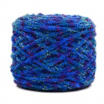 Sets Of 4  Comfortable Big Ball Yarn Slippers Yarn Blanket Yarn Scarf Yarn, NO.6