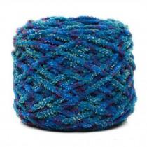 Sets Of 4  Comfortable Big Ball Yarn Slippers Yarn Blanket Yarn Scarf Yarn, NO.11