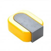 Portable Ashtray Cigarette Cigar Smoke Holder Ash Tray Outdoor Ashtray  - Yellow