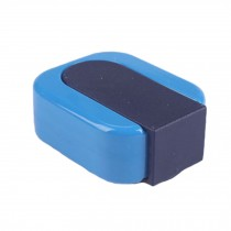 Portable Ashtray Cigarette Cigar Smoke Holder Ash Tray Outdoor Ashtray - Blue