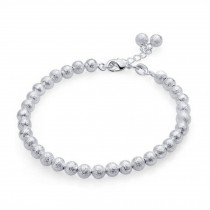 Eye-Catching Retro Style Silver Plated Bracelet Bangle Charm Bracelets