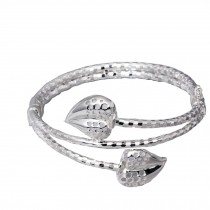 Eye-Catching Soulmate Silver Plated Bracelet Bangle Charm Bracelets