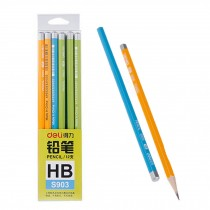 HB Wood Pencils/Wood-Cased Pencils Perfect For Children, Pack Of 12