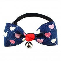 Adjustable Dog/Cat Bow Ties Collar Grooming Accessories Necklace, A