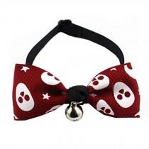Adjustable Dog/Cat Bow Ties Pet Collars Dog Leash Puppy Collars, G
