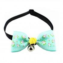 Adjustable Pet Collars Puppy Collars Dog/Cat Bow Ties Dog Leash, L