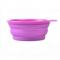 Easy To Carry Outdoor Dog Bowls Pet Supplies for Dogs/Travel Dog Bowl