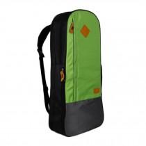 Sling Bag Racquet Bag Dustproof/Waterproof Badminton Racket Cover, Green