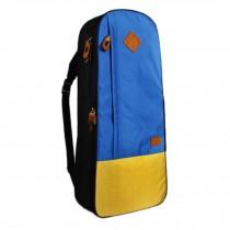 Sling Bag Racquet Bag Dustproof/Waterproof Badminton Racket Cover, Blue