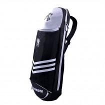 Waterproof Badminton Racket Cover Racquet Bag Sling Bag Backpack Sports - Black