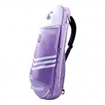 Waterproof Badminton Racket Cover Racquet Bag Sling Bag Backpack Sports - Purple