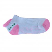 Women's Non Slip Yoga Socks Cotton  Yoga Pure Socks, Pink