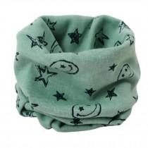Kids Cute Comfortable Infinity Scarf Loop Scarfs Neck Scarves, Smile