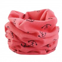 Comfortable Loop Scarf Circle Scarves Round Scarfs Neck Warmer for Kids, B