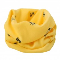 Comfortable Loop Scarf Round Scarfs Circle Scarves Neck Warmer for Kids, C