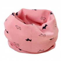 Comfortable Loop Scarf Round Scarfs Circle Scarves Neck Warmer for Kids, K