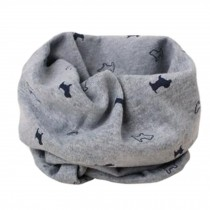 Comfortable Loop Scarf Round Scarfs Neck Warmer Circle Scarves for Kids, N