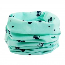 Comfortable Loop Scarf Round Scarfs Neck Warmer Circle Scarves for Kids, P