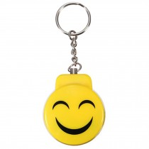 Cute Emergency Self-Defence Electronic Personal Security Keychain Alarm - Yellow