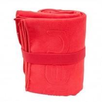 90x65CM Fast-Drying Beach Swimming Towel Bath Travel Sports Towels - Red