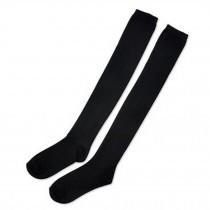 black Personalized Stockings Girls Ladies knee high socks Socks
