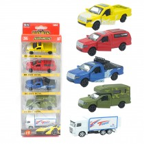 5 Car Gift Pack/ Best Gifts For Boys (Styles May Vary)       G