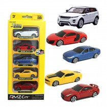 5 Car Gift Pack/ Best Gifts For Boys (Styles May Vary)   K