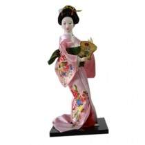 Japanese Geisha Doll Furnishing Articles/ Oriental Doll/ Best Gifts  V