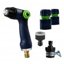 Car Washing Cleaner High Pressure Water Clean Tool Nozzle DARK BLUE