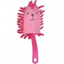 Cartoon Car Duster Brush Multi-purpose Cleaning Brush(Pink Rabbit)