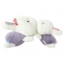 Set of 2 Cartoon Rabbit Car Odor Charcoal Bag Car Air Freshener/Purifying Bag
