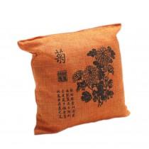 Cartoon Bamboo Charcoal Bag Car Decoration Accessories, Daisy