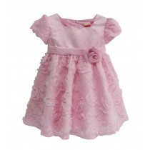 Beautiful Children Dress Lovely Girl Party Dress Princess Style Pink