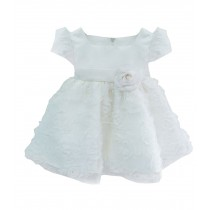 Beautiful Children Dress Lovely Girl Party Dress Princess Style White