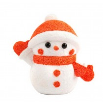 Beads Mud Clay Dolls For Kids or Baby DIY Colorful Toy(Snowman)