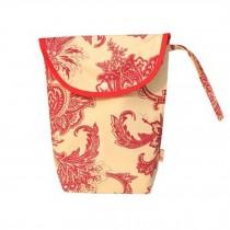 Multi-function Wet Bags Waterproof Diaper Bag Nappy Bag(21*6*25CM, C)