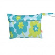 Travel Cloth Diaper Wet Bags Waterproof Diaper Bag Nappy Bag(28*18CM, B)