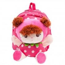 ROSE BABY GIRL Toddler Backpack Infant Lovely Knapsack Cute Baby Bag 1-4Y