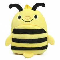 Lovely BEE Baby Mini Backpack Infant Lunch Bag Toddler Shoulder YELLOW  1-4Y