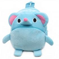 Lovely ELEPANHT Baby Mini Backpack Infant Lunch Bag Toddler Shoulder BLUE  1-4Y