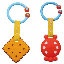BISCUIT&CANDYBaby Toddler Relieving Teether Newborn Infant Training Soft Teeting