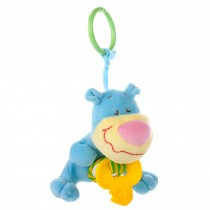 Toy Hippo Toddler Baby Soothe Gums & Emotion Infant Newborn Training Teeting