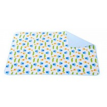 Toddler Waterproof Washable Diaper Changing Mat Pad(Cute animals)-30*45cm