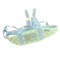 Adjustable Toddler Baby Walking Assistant Infant Walker BLUE
