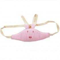 BEAR Adjustable Toddler Baby Walking Assistant Infant Walker PINK