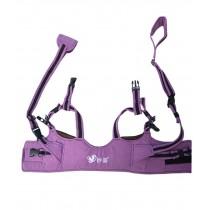 Summer New Baby Safe Walking Protective Belt purple