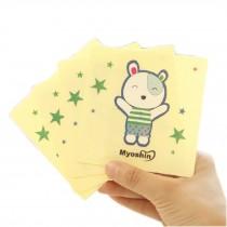 Baby Infant Bathing Mat Toddler Kids Non-slip Ground Stickers Bear Set Of 24